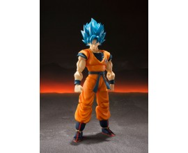 "S.H.Figuarts Super Saiyan God Super Saiyan Son Goku -Super - ""Dragon Ball Super Broly"""
