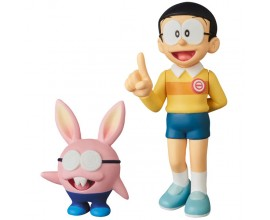Ultra Detail Figure No. 467 UDF Movie Doraemon: Nobita's Chronicle of the Moon Exploration - Doraemon & Moobit