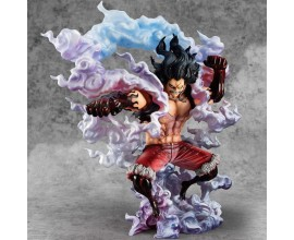Megahouse One Piece Monkey D. Luffy Gear 4 Snake Man 1:8 Maximum Pvc Statue