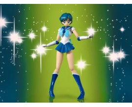 S.H.FIGUARTS - SAILOR MOON SAILOR MERCURY - ANIMATION COLOR ED