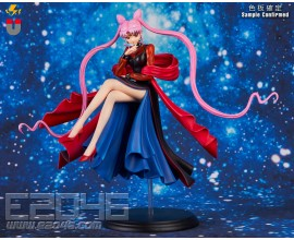 Sailor Moon Statue - Black Lady (Pre-painted) 1/6 Scale - IMPORT JP