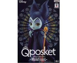 Qposket Disney Characters - Malefica Navy Color Ver.