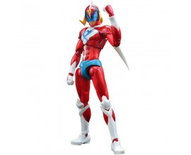 Tatsunoko Heroes Fighting Gear - Hurricane Polymar