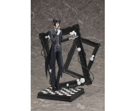 Black Butler Book of Circus: Sebastian Michaelis