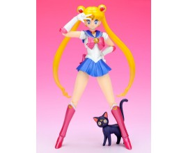 Sailor Moon S.H.Figuarts -anime color version-