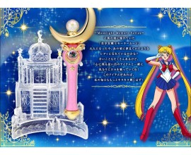 Sailor Moon Moonlight Memory Moon Stick & Castle Stand