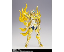 Saint Seiya Myth Cloth EX - Leo Aioria god cloth + Effetti