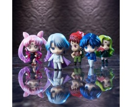 Sailor Moon Petit Chara Land - Black Moon Ver.