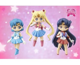 Sailor Moon Atsumete Girls Memories 3 - set 1