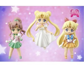 Sailor Moon Atsumete Girls Memories 3 - set 2