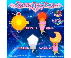 Sailor Moon Crystal Light Mascots