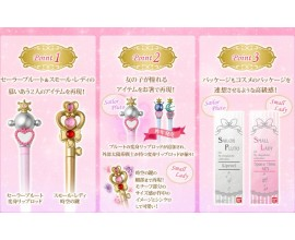 Sailor Pluto & Chibiusa Dx Chopsticks