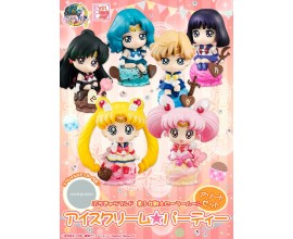 Sailor Moon Petit Chara Land Ice Cream