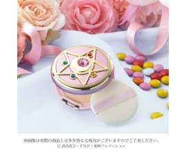 Sailor Moon Compact Shining Moon Powder Flat Style