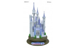 Castle Craft Collection - Cinderella Plastic Model
