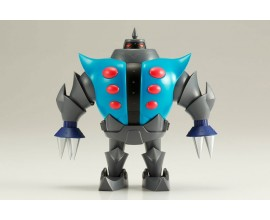 Showa Mokei Shonen Club Casshan - Tsume Robot DX Edition Plastic Model