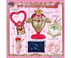 Sailor Moon Capsule Goods Deluxe Vol. 2
