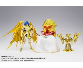 Saint Seiya Myth Cloth EX God - Gemini Saga - Special Set