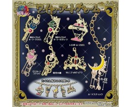 Sailor Moon Wire Art Charm 1