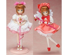 Card Captor Sakura Platinum Costume & Costume Collection Pink Set