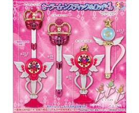 Sailor Moon Stick & Rod Gashapon Set 4