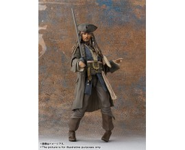 "S.H. Figuarts - Captain Jack Sparrow ""Pirates of the Caribbean: Dead men tell no tales"""