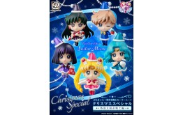 Sailor Moon - Petit Chara Christmas Special Warriors of Outer Solar System Edition