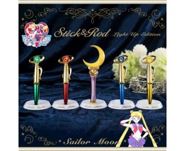 Sailor Moon Stick & Rod - Light Up Edition
