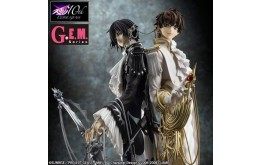G.E.M Series Code Geass R2 - CLAMP works in Lelouch & Suzaku LIMITED