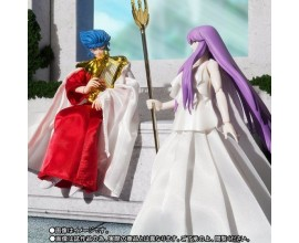 Saint Seiya Myth Cloth Sun God Abel & Athena Memorial Set