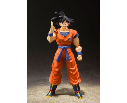 S.H. Figuarts Dragon Ball Z- Son Goku - Saiyan Grown on Earth