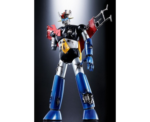 Soul of Chogokin GX-70D Mazinger Z Damaged Dynamic
