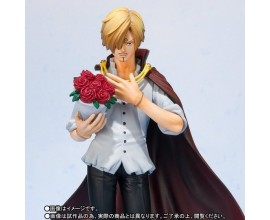 Figuarts ZERO One Piece - Sanji Whole Cake Island Ver.