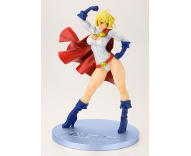DC COMICS Bishoujo - Powergirl Second Edition 1/7 Complete Figure