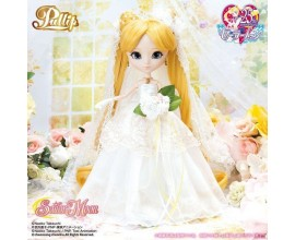 Pullip / Tsukino Usagi Wedding Version Premium Bandai Limited Edition Luna's Dummy Plush Toy