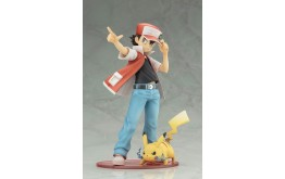 ARTFX J Pokemon Series - Red & Pikachu 1/8 Complete Figure