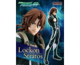 GGG - Mobile Suit Gundam 00: Lockon Stratos 1/8 Complete Figure