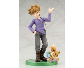 ARTFX J Pokemon Series - Blue with Eevee 1/8 Complete Figure