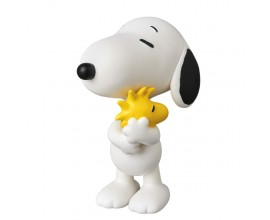 Ultra Detail Figure No.379 UDF PEANUTS Series 7 - SNOOPY HOLDING WOODSTOCK
