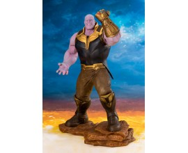ARTFX+ Avengers: Infinity War Thanos -INFINITY WAR- 1/10 Easy Assembly Kit