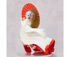 Re:ZERO - Starting Life in Another World - Rem - Shiromuku - 1/7 Complete Figure