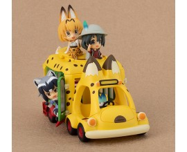 Kemono Friends Japari Bus Complete Figure