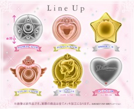 Sailor Moon Makeup Beauty Mirrors 1