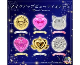 Sailor Moon Makeup Beauty Mirror Set 2
