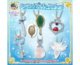 Sailor Moon Crystal Die Cast Charm