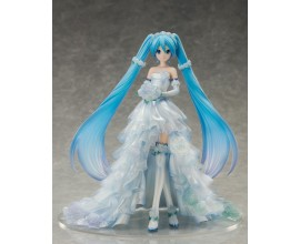Character Vocal Series 01 Hatsune Miku Wedding Dress Ver. 1/7 Complete Figure