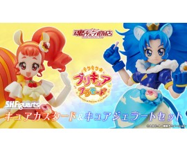 S.H. Figuarts - Pretty Cure - Cure Cream & Cure Ice Set