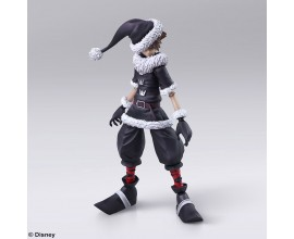 BRING ARTS KINGDOM HEARTS II Sora Christmas Town Ver. Action Figure