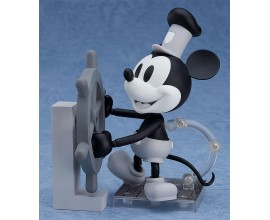 Nendoroid Steamboat Willie Mickey Mouse 1928 Black & White Ver.