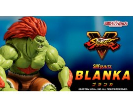 S.H. Figuarts Street Fighter - Blanka